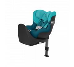 Cybex Sirona S iSize Car Seat - 2020 River Blue with Sensorsafe