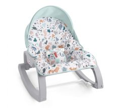 Fisher-Price Deluxe Newborn to Toddler Rocker