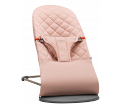 Babybjorn Bouncer Bliss - Old Rose