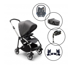 Bugaboo Bee6 Travel System with Maxi Cosi Cabriofix & Base