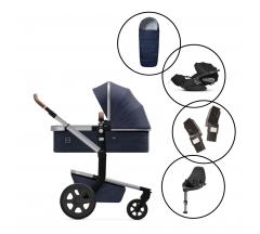 Joolz Day3 Travel System with Cybex Cloud Z Car Seat & Base & Free Footmuff