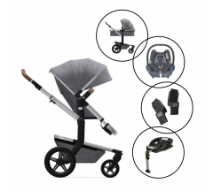 Joolz Day+ Travel System with Maxi Cosi Cabriofix & Base