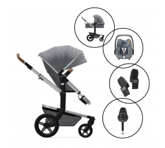 Joolz Day+ Travel System with Maxi Cosi Pebble Pro & Base