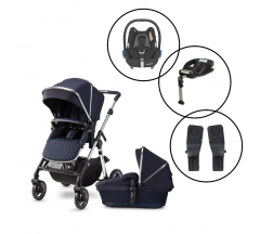 Silver Cross Pioneer 2020 Travel System with Maxi Cosi Cabriofix & Base