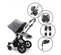 Bugaboo Cameleon3 Plus Complete Travel System with Maxi Cosi Cabriofix & Base
