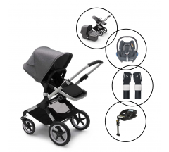 Bugaboo Fox2 Complete Travel System with Maxi Cosi Cabriofix & Base