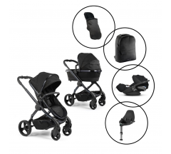 Icandy Peach Designer Collection Cerium with Cybex Cloud Z & Base