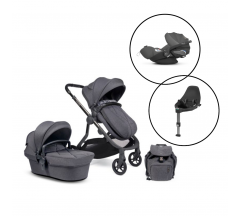 iCandy Orange Travel System with Cybex Cloud Z & Base