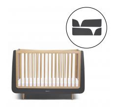 Snuzkot Cot Bed with Free Snukot Toddler Rail Bundle