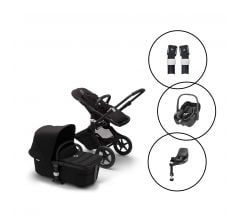 Bugaboo Fox2 Travel System with Maxi Cosi Pebble 360 & Base
