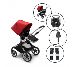 Bugaboo Fox2 Core with Maxi Cosi Pebble Pro & Base