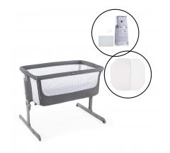 Chicco Next2Me Crib Bundle - AIR