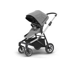 Thule Sleek Stroller -  Grey Melange