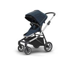 Thule Sleek Stroller -  Navy Blue