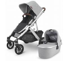 Uppababy Vista V2 Pushchair & Carrycot - Stella