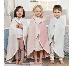 Stokke Blanket Cotton Knit - Pink