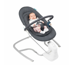 Babymoov Swoon Touch Electric Baby Swing with Remote Control