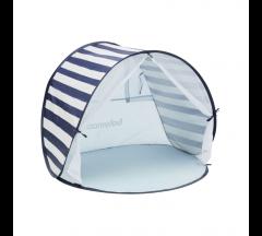 Anti-UV Sun Tent 50+ UPF Protection - Blue Stripe