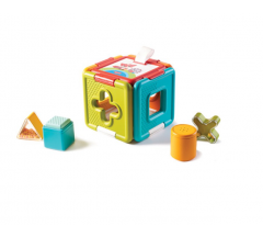 Tiny Love 2in1 Shape Sorter & Puzzle