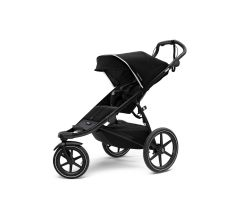 Thule Urban Glide 2 Single Stroller  - Black/Black