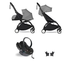 BABYZEN YOYO² All you need bundle with Newborn Pack & BABYZEN Car Seat with 2 x Free Raincover