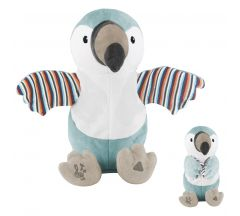 ZAZU Timo The Toucan Soft Toy with Clapping Hands & Sound
