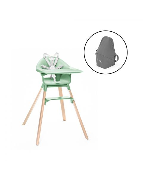 Stokke Clikk Highchair with Free Clikk Travel Bag