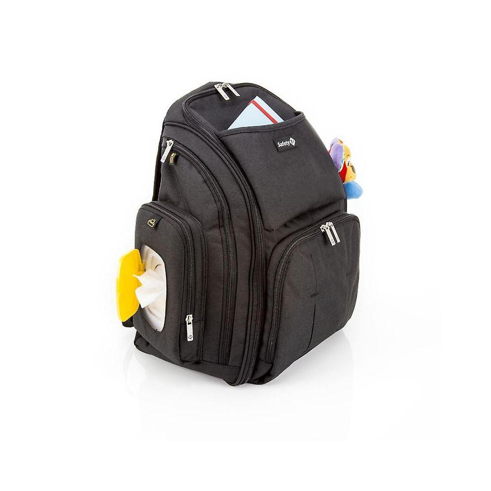 Safety 1st - BackPack Changing Bag -  Black
