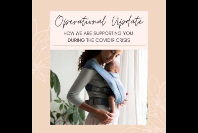 COVID19 Operational Update