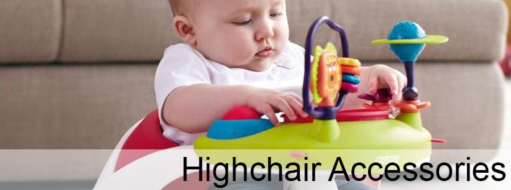Highchair & Accessories