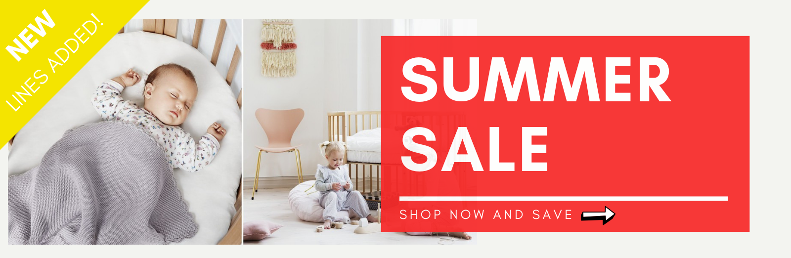 Bella Baby Summer Sale