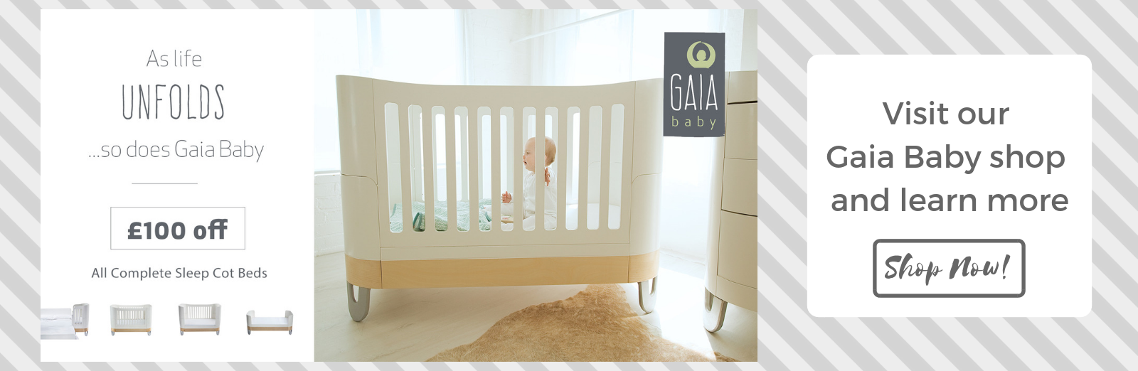 Gaia Nursery Furniture