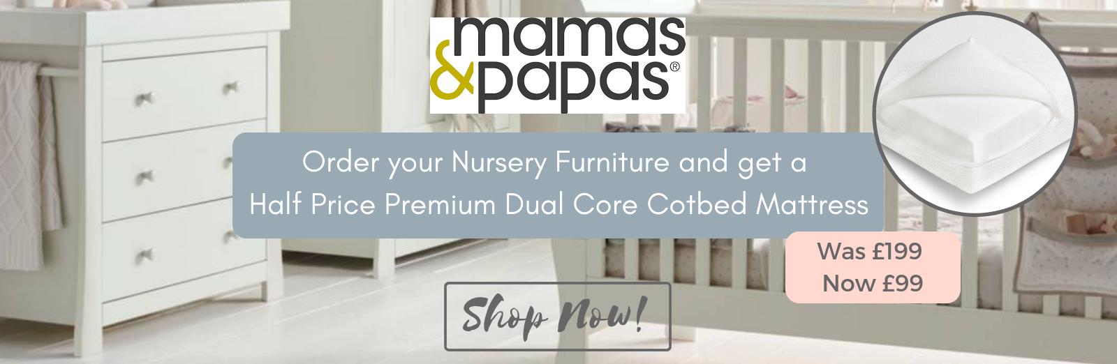 Dual half price mattress