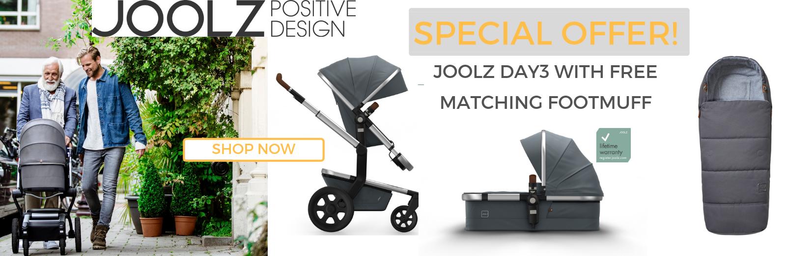 Joolz Footmuff Promo