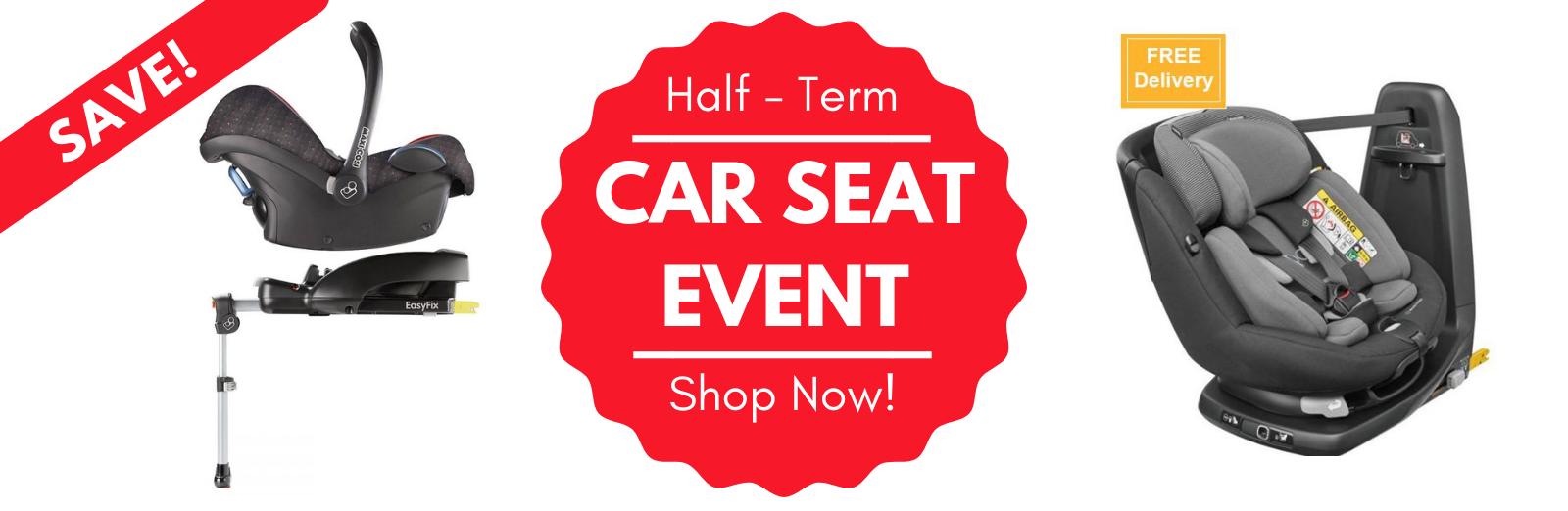 Car Seat Event
