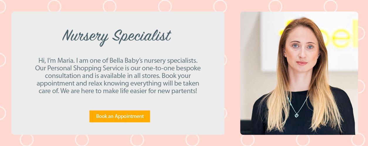 Nuala - Nursery Specialist